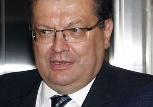 Глава МИД дал показания по делу Тимошенко