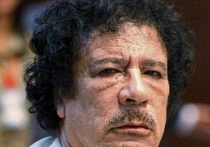 Германия начала расследование в отношении Каддафи