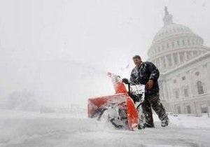 На США обрушились бураны и ледяные дожди: 12 погибших
