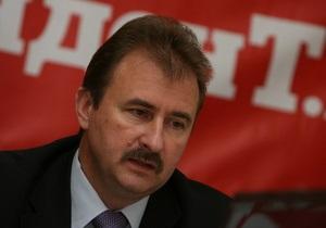Попов заявил, что КГГА не запрещала митинговать возле зданий органов власти