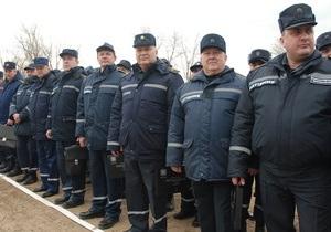 МЧС покажет на Крещатике спасательную технику