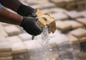 Береговая охрана США задержала полторы тонны кокаина