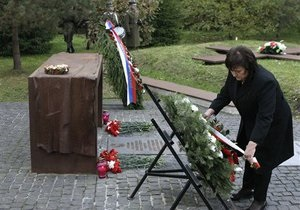 Супруга президента Польши вылетела из Витебска в Варшаву на новом самолете