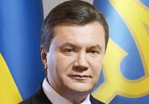 Янукович поcетил музей Грушевского