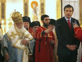 Патриарх Грузии предложил пути выхода из политического кризиса