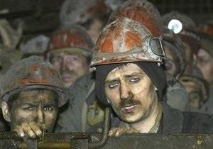 На шахте в Донецкой области третьи сутки ищут горняка