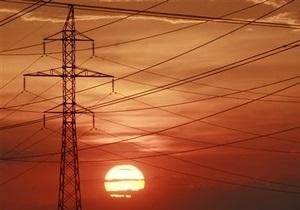Украина установила исторический максимум потребления электроэнергии - Бойко
