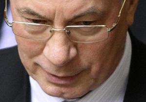 Премьер о критике Налогового кодекса: Это пример, когда мы на ложь не смогли ответить