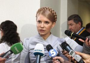Тимошенко: Янукович должен дать показания следственной комиссии Рады