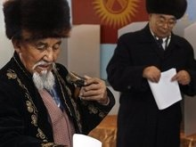 В парламент Кыргызстана прошли три партии
