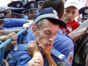 Депутаты Одесского облсовета ищут виновных в разгоне пикетчиков Си-Бриз 2008