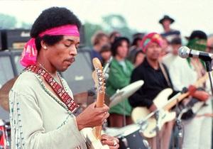 Фотогалерея: Гитарист всех времен. Джими Хендриксу исполнилось бы 70