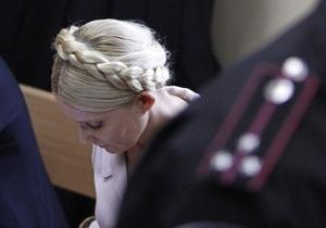 Судья вызвал первого свидетеля по делу Тимошенко