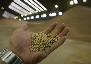 НГ: Киев может ограничить экспорт зерна