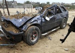 Израиль и сектор Газа второй день обмениваются ударами
