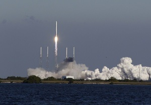Первый украинский спутник связи выйдет на орбиту в конце 2013 года