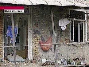 Южная Осетия обвинила Грузию в обстреле Цхинвали из гранатометов