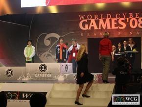 Украинец взял бронзу по StarCraft на World Cyber Games 2008