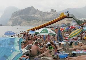 В Крыму открывается курортный сезон