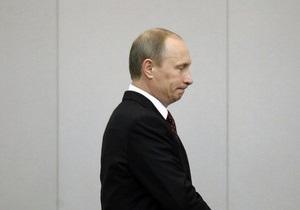 Тбилиси назвал цинизмом слова Путина о непричастности России к началу войны в Южной Осетии