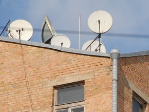 Ъ: В ноябре в Украине начнет вещание четвертый оператор спутникового телевидения
