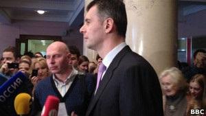 Прохоров намерен создать  партию нового типа