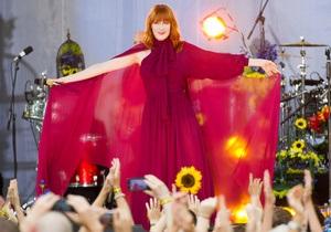 Группа Florence + The Machine записала новый альбом