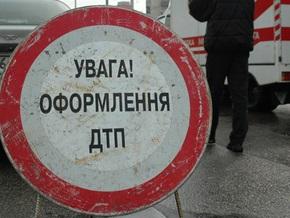 В Черниговской области произошло ДТП при участии 20 автомобилей