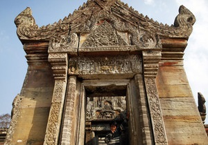 На границе Таиланда и Камбоджи вновь слышна стрельба