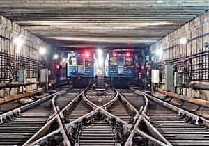 Попов: Началось строительство метро на Троещину