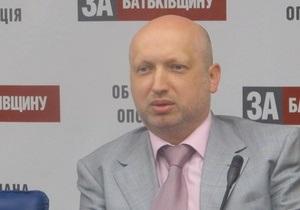 Турчинов считает, что Банковая готовится к импичменту Януковича
