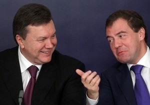 Вслед за мэром Донецка Янукович также стал Человеком года в России