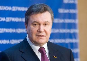 Янукович не исключает, что евроинтеграция может быть  поставлена на паузу