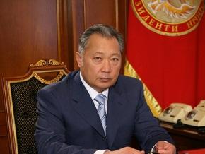 Президента Кыргызстана выдвинули на второй срок