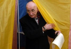 Наблюдатели ОБСЕ подвергли критике деятельность украинских судов во время выборов