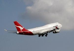 Boeing-747 австралийской авиакомпании в аварийном порядке вернулся в Бангкок