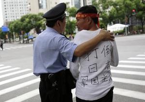 В Китае арестованы 18 человек за погромы японских машин и магазинов