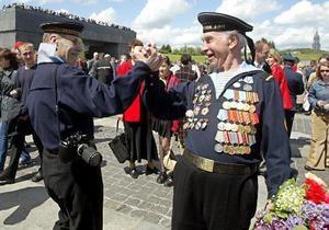 В Севастополе 2014-2015 годы станут годами ветеранов