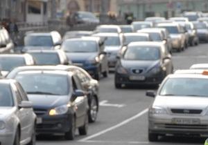 Названы самые угоняемые автомобили в Украине