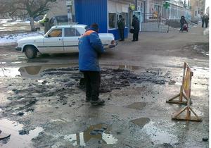 Правительство заявило, что за пять дней отремонтировало 3% ямочности на дорогах государственного значения