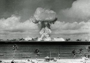 В мире отмечают международный день действий против ядерных испытаний