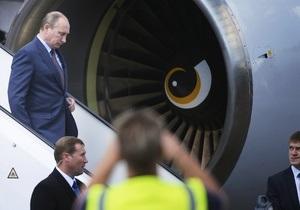 Путин, чего ты боишься? В Финляндии российского президента встретили акциями протеста