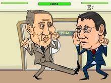 По мотивам драки Луценко и Черновецкого создали компьютерную игру