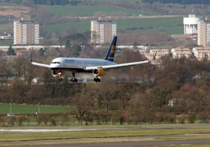 Аэропортам Шотландии и Северной Ирландии разрешили отправлять и принимать рейсы
