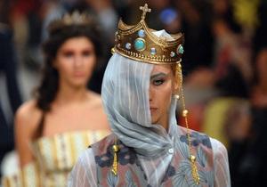 Фотогалерея: Коронация моды. Второй день UFW весна-лето 2013