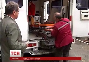 В Запорожье мужчина с топором напал на бригаду скорой помощи, одна из докторов погибла