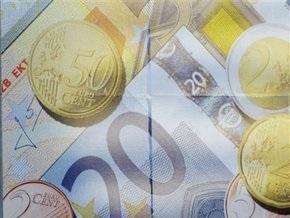 Котировки по евро на межбанке снизились