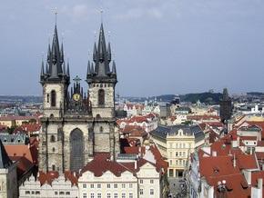 В Праге прошел митинг против размещения в Чехии радара ПРО