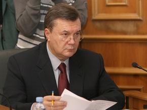 Янукович: Надо победить нашего общего врага. Этот враг - бедность