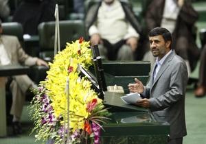Ахмадинеджад назвал Иран сильнейшей страной в мире, способной выбить зубы любому врагу